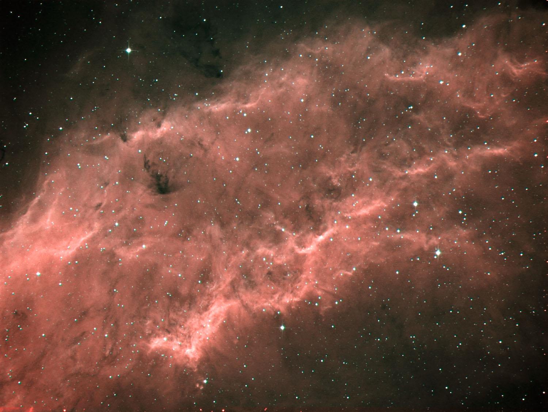 カルフォルニア星雲2013 カラー_c0061727_173612.jpg