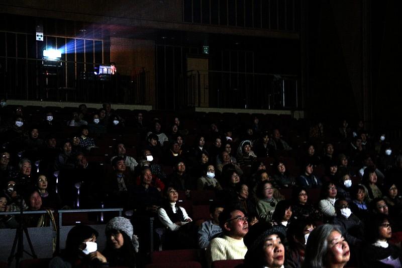 多賀市民会館(日立市)上映会レポート_b0270173_20231114.jpg