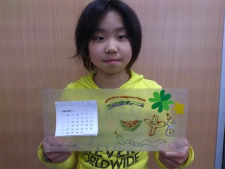 カレンダー作り☆宇治教室_f0215199_23421685.jpg
