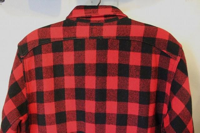 BIG YANK ウールシャツ。_d0121303_14161531.jpg