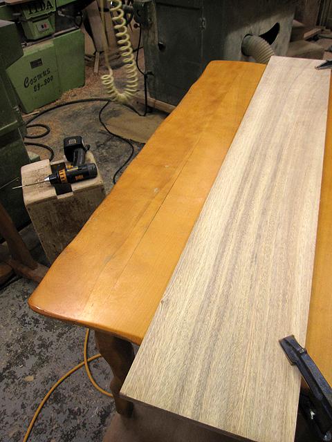 椅子とテーブルの修理_e0072513_16444120.jpg