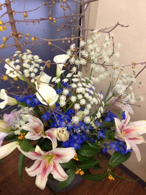 今週のお花とセール情報_a0200423_17285467.jpg