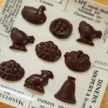 チョコ 型 抜き