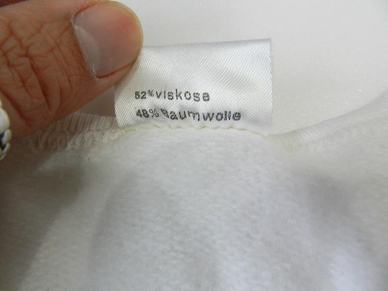 Dutch army white cut and sewn dead stock_f0226051_12152886.jpg
