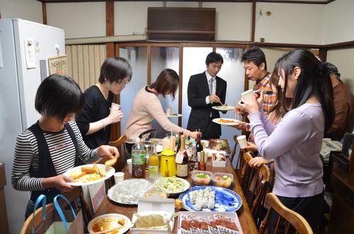 快晴のアトリエ新年会〜みんな弾けました〜!〜その1〜_c0131063_21412214.jpg