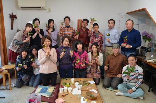 快晴のアトリエの新年会〜みんな弾けました〜!〜その2〜_c0131063_22251841.jpg