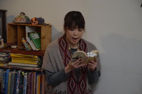 快晴のアトリエの新年会〜みんな弾けました〜!〜その2〜_c0131063_2233126.jpg