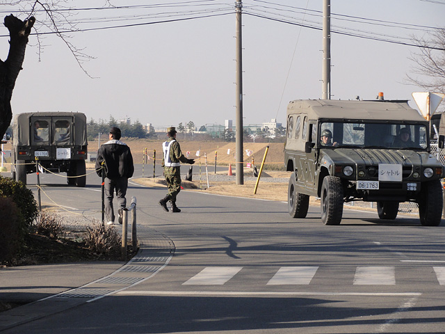 陸上自衛隊 第1空挺団 降下訓練始め その1 (1/13)_b0006870_18472967.jpg