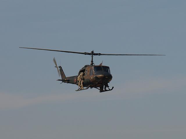 陸上自衛隊 第1空挺団 降下訓練始め その1 (1/13)_b0006870_18475122.jpg