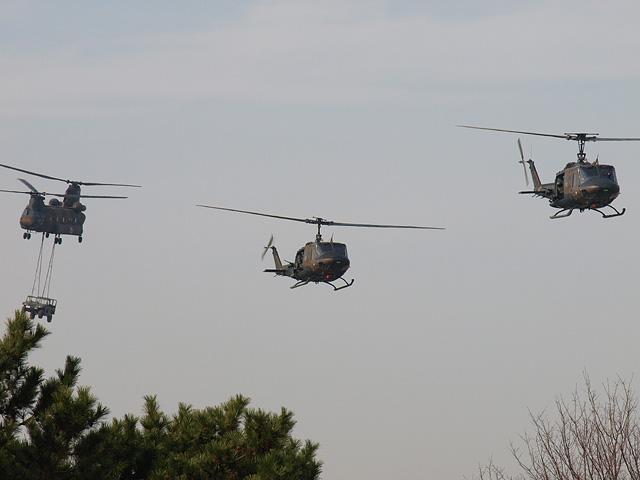 陸上自衛隊 第1空挺団 降下訓練始め その1 (1/13)_b0006870_18491166.jpg