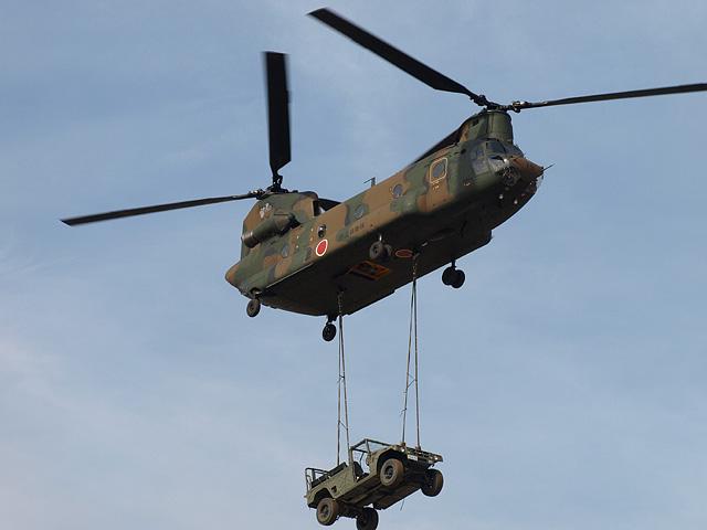 陸上自衛隊 第1空挺団 降下訓練始め その1 (1/13)_b0006870_18493666.jpg