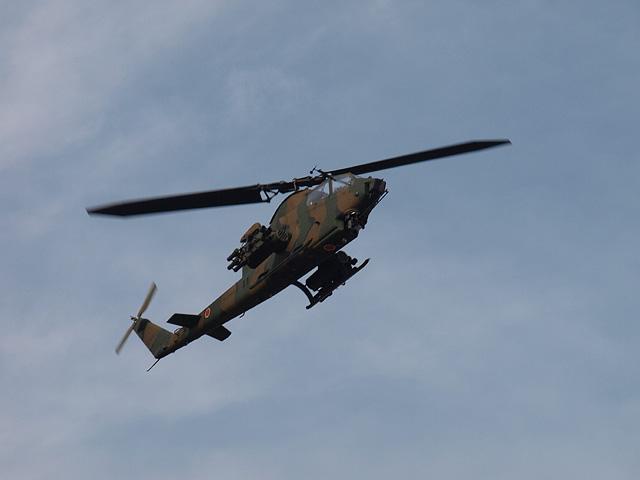 陸上自衛隊 第1空挺団 降下訓練始め その1 (1/13)_b0006870_1850066.jpg