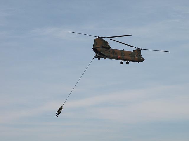 陸上自衛隊 第1空挺団 降下訓練始め その1 (1/13)_b0006870_18502770.jpg