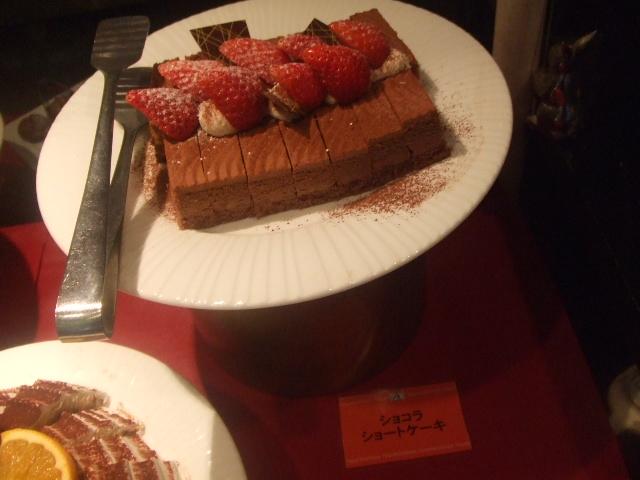 パレスホテル大宮 パルテール チョコレートスイーツブッフェ_f0076001_23253655.jpg