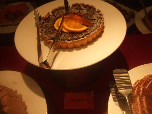 パレスホテル大宮 パルテール チョコレートスイーツブッフェ_f0076001_2325462.jpg