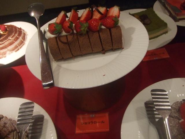 パレスホテル大宮 パルテール チョコレートスイーツブッフェ_f0076001_23262373.jpg