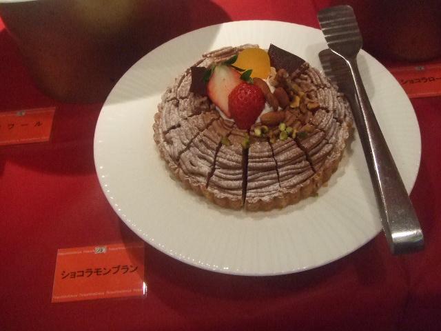 パレスホテル大宮 パルテール チョコレートスイーツブッフェ_f0076001_23263144.jpg