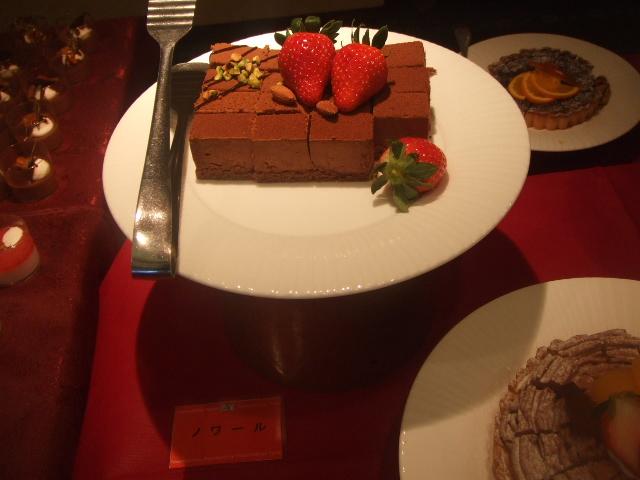 パレスホテル大宮 パルテール チョコレートスイーツブッフェ_f0076001_23264326.jpg