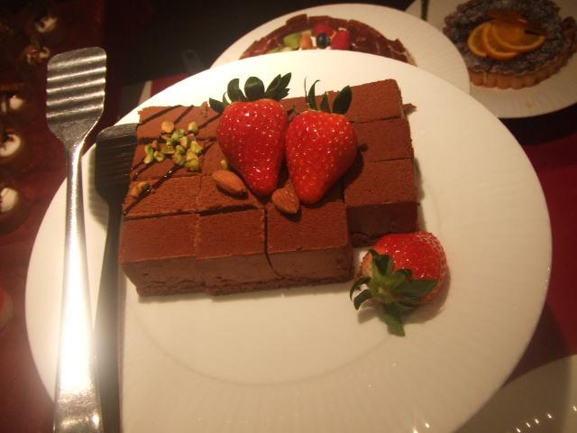 パレスホテル大宮 パルテール チョコレートスイーツブッフェ_f0076001_23304219.jpg
