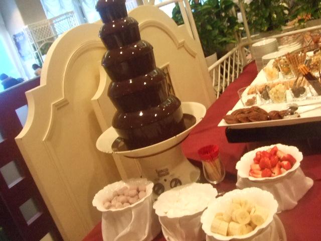 パレスホテル大宮 パルテール チョコレートスイーツブッフェ_f0076001_23345211.jpg