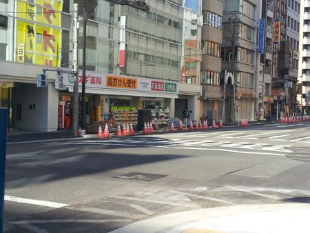 馬喰横山駅からドラジェ_e0309150_16433371.jpg