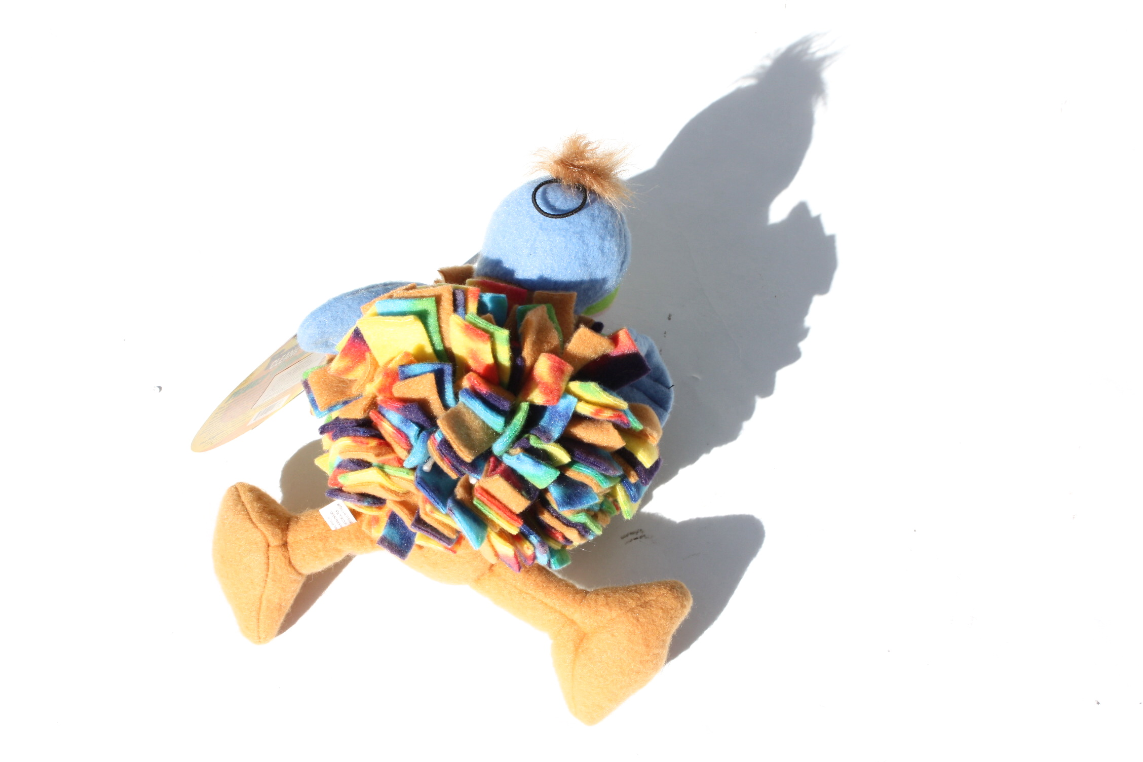 Fleecy Squeaks Dog Toy Toucan フリーシー スクイーカー ドッグトーイ  トゥーカン_d0217958_19132798.jpg