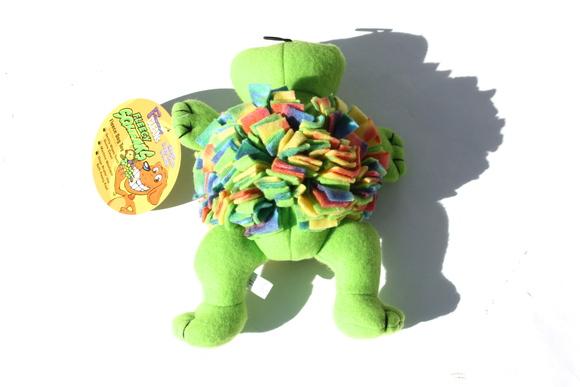 Fleecy Squeaks Dog Toy Frog フリーシー スクイーカー ドッグトーイ  フロッグ_d0217958_1913586.jpg