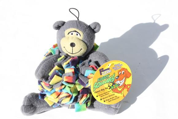 Fleecy Squeaks Dog Toy Gorilla フリーシー スクイーカー ドッグトーイ  ゴリラ _d0217958_19141975.jpg