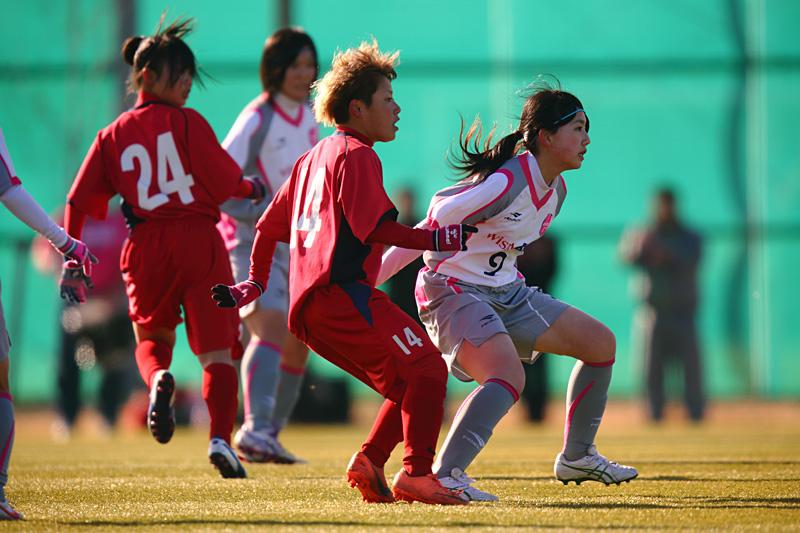 2013年 第16回全日本女子ユースサッカー選手権大会 2_f0095163_21464290.jpg