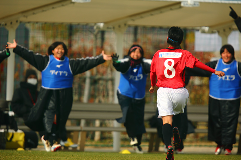 2013年 第16回全日本女子ユースサッカー選手権大会 2_f0095163_21494760.jpg