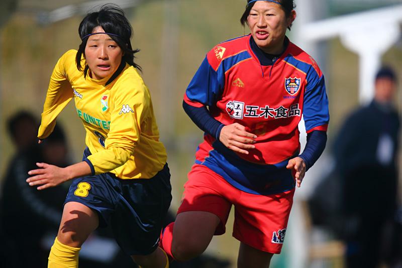 2013年 第16回全日本女子ユースサッカー選手権大会 2_f0095163_21505453.jpg