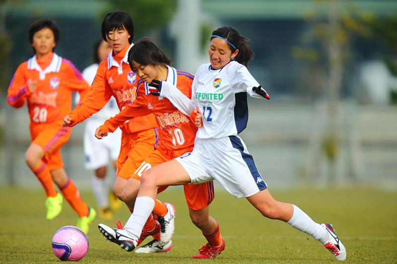 2013年 第16回全日本女子ユースサッカー選手権大会 2_f0095163_21523342.jpg