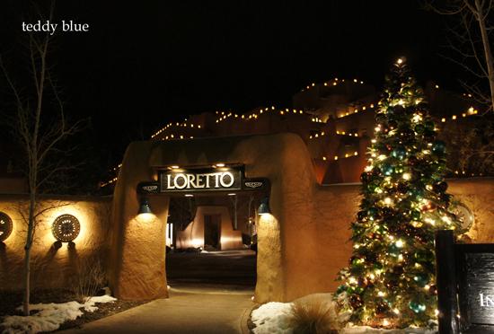 Santa Fe Christmas  サンタフェのクリスマス_e0253364_9351235.jpg