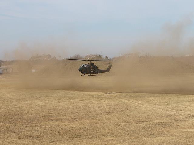 陸上自衛隊 第1空挺団 降下訓練始め その2 (1/13)_b0006870_23284134.jpg
