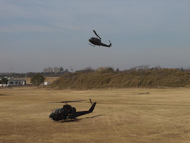 陸上自衛隊 第1空挺団 降下訓練始め その2 (1/13)_b0006870_23285541.jpg