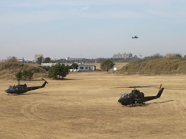 陸上自衛隊 第1空挺団 降下訓練始め その2 (1/13)_b0006870_2329735.jpg
