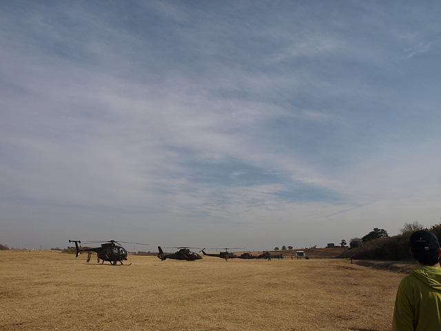 陸上自衛隊 第1空挺団 降下訓練始め その2 (1/13)_b0006870_2330027.jpg