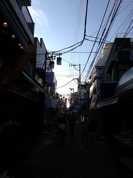 砂町銀座商店街…一度行ってみたかったんだぁ〜_d0266681_20413694.jpg