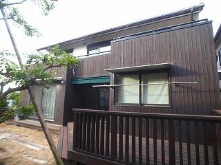 築12年 「北二ツ坂の家Ⅰ」 お宅訪問_f0059988_1953353.jpg