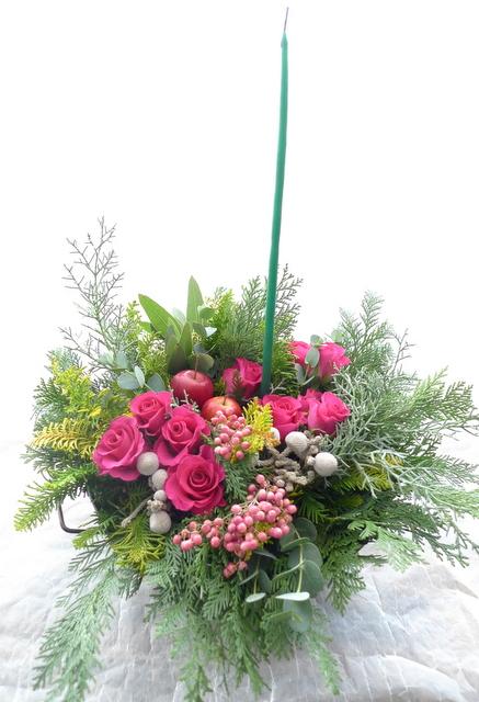 ご結婚の御祝&クリスマス_b0171193_18414279.jpg