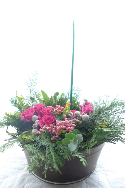ご結婚の御祝&クリスマス_b0171193_18415461.jpg