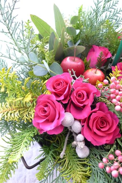 ご結婚の御祝&クリスマス_b0171193_1842266.jpg