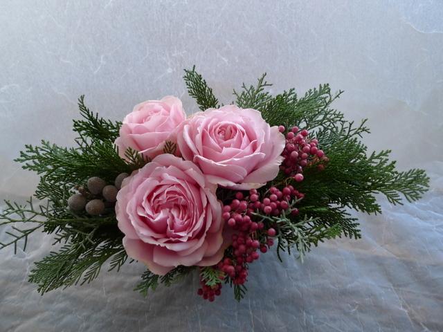退職祝い&クリスマス_b0171193_19175974.jpg