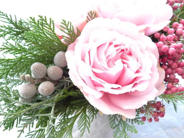 退職祝い&クリスマス_b0171193_1918289.jpg