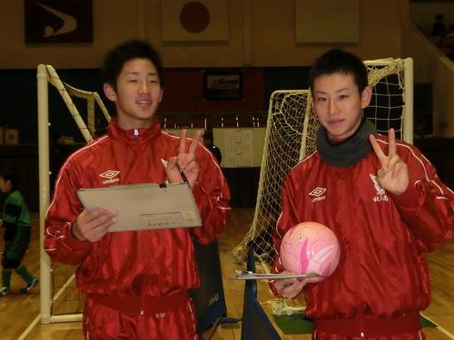 2013.1.15 じゅんコーチ☆日記_e0127003_4442428.jpg