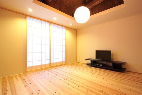 「太秦の家」 完成いたしました_e0005507_11242232.jpg