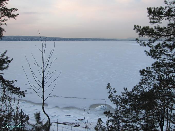 凍った海_a0086828_2452620.jpg