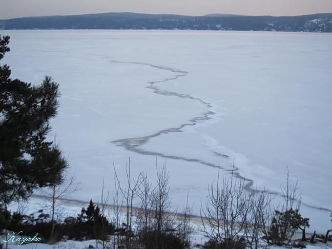 凍った海_a0086828_2455435.jpg