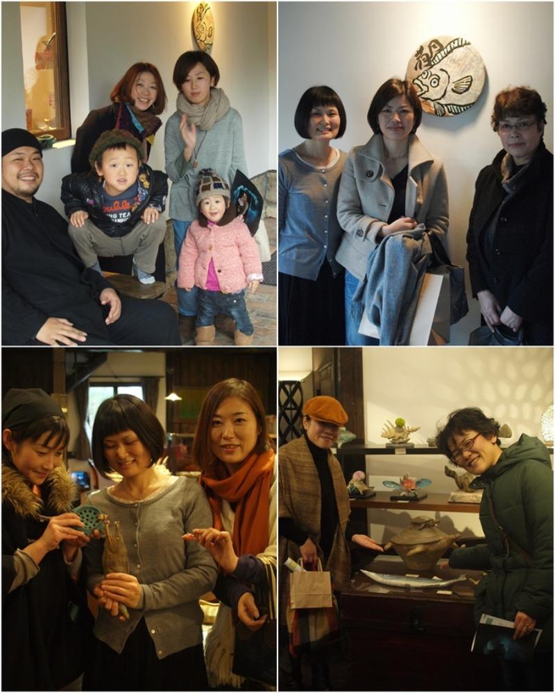名月荘「肴月~長瀬渉展~」 ~14日目~_b0135432_1503360.jpg