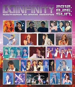 「アニメロサマーライブ2012 -INFINITY∞-」Blu-ray & DVD 3月27日(水)発売決定!!!_e0025035_2255197.jpg